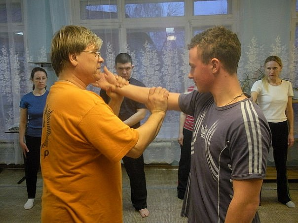 Тренинг Жукова в Санкт-Петербурге