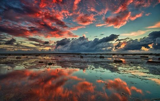 небесные рифы