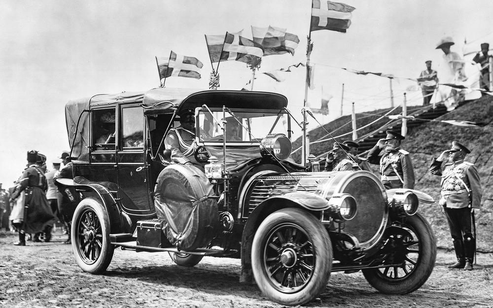 «Машину Его Величеству!»: любимый автомобиль последнего императора