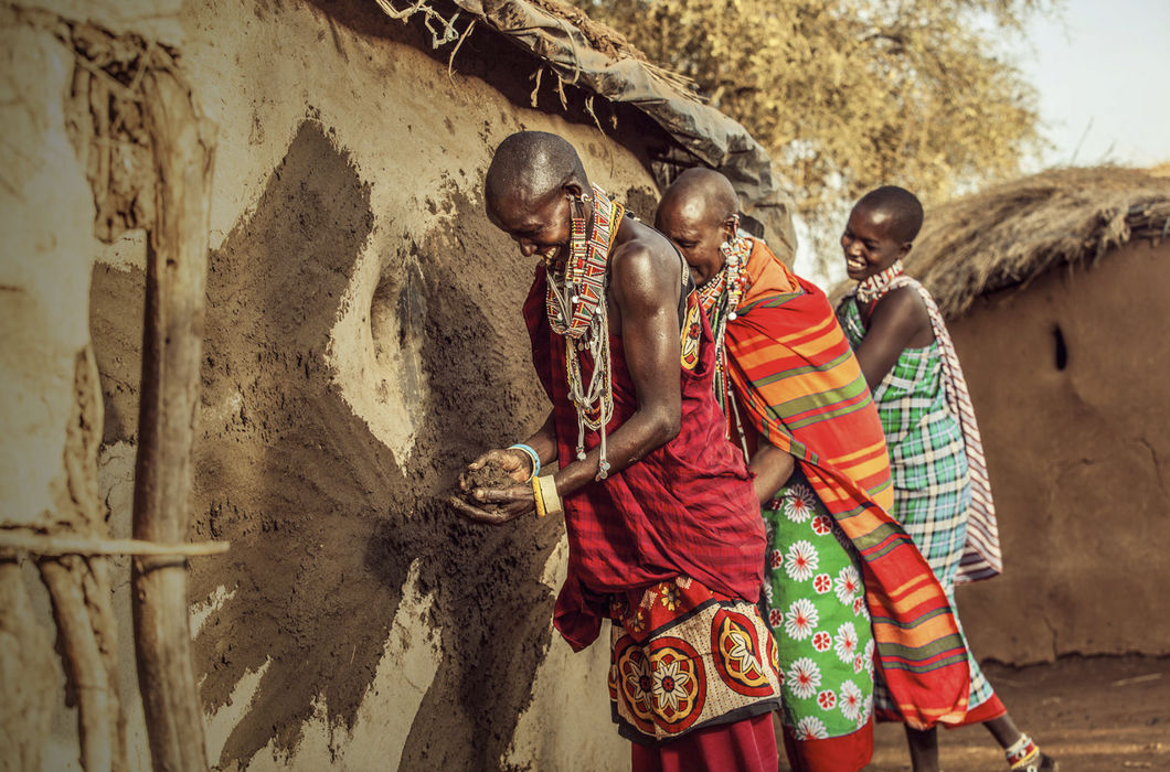 Кенийская эклектика