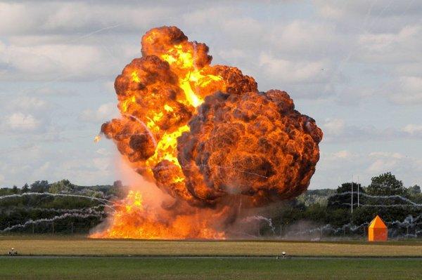 Новая российская жидкая взрывчатка способна превратить любую бочку в «мину особого поражения»