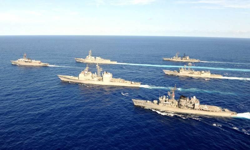 США готовятся направить в Черное море флот для поддержки Киева