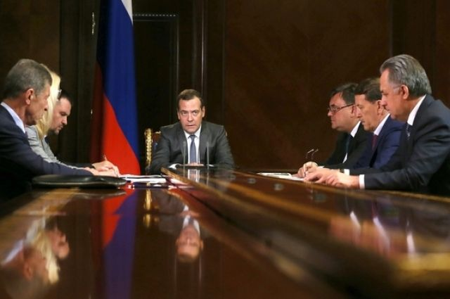 Медведев утвердил стратегию …