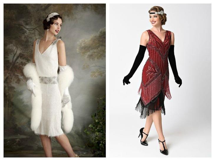 Платья в стиле ретро: вдохновляемся прошлым