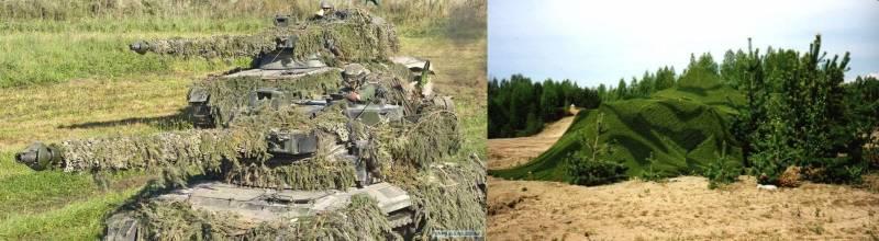 Выбор оружия в противостоянии Армении и Азербайджана: маскировка как «путь обмана» оружие