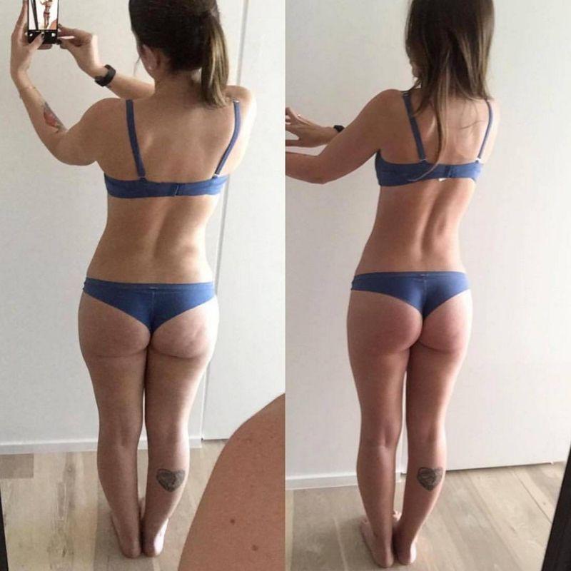 Результаты Похудения Попы. Эффективные советы и упражнения для похудения бедер и ягодиц