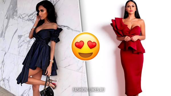 Просто находка. 7 роскошных вечерних платьев с АлиЭкспресс до 3,000 рублей