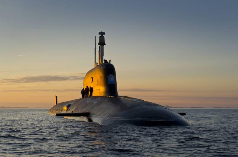 Подлодка «Северодвинск» провела успешную стрельбу «Калибром» в Баренцевом море