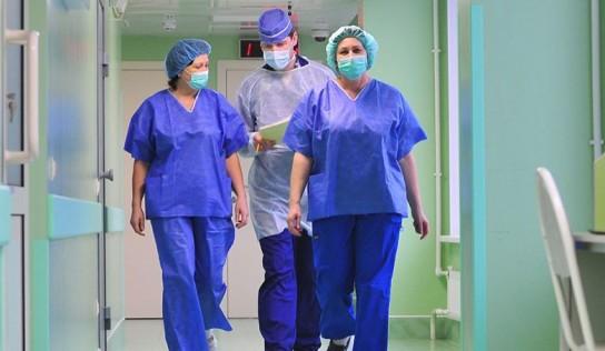 Средняя зарплата российских врачей превысила 72 тысячи рублей