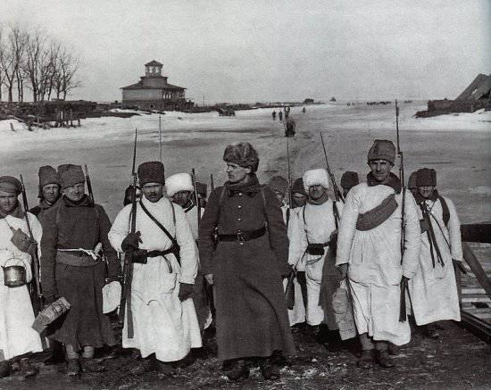 Подавление Кронштадтского мятежа спасло страну от участи сырьевой колонии Запада история