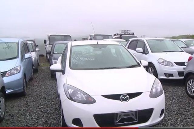 Число автомобилей в РФ превысило 56 миллионов