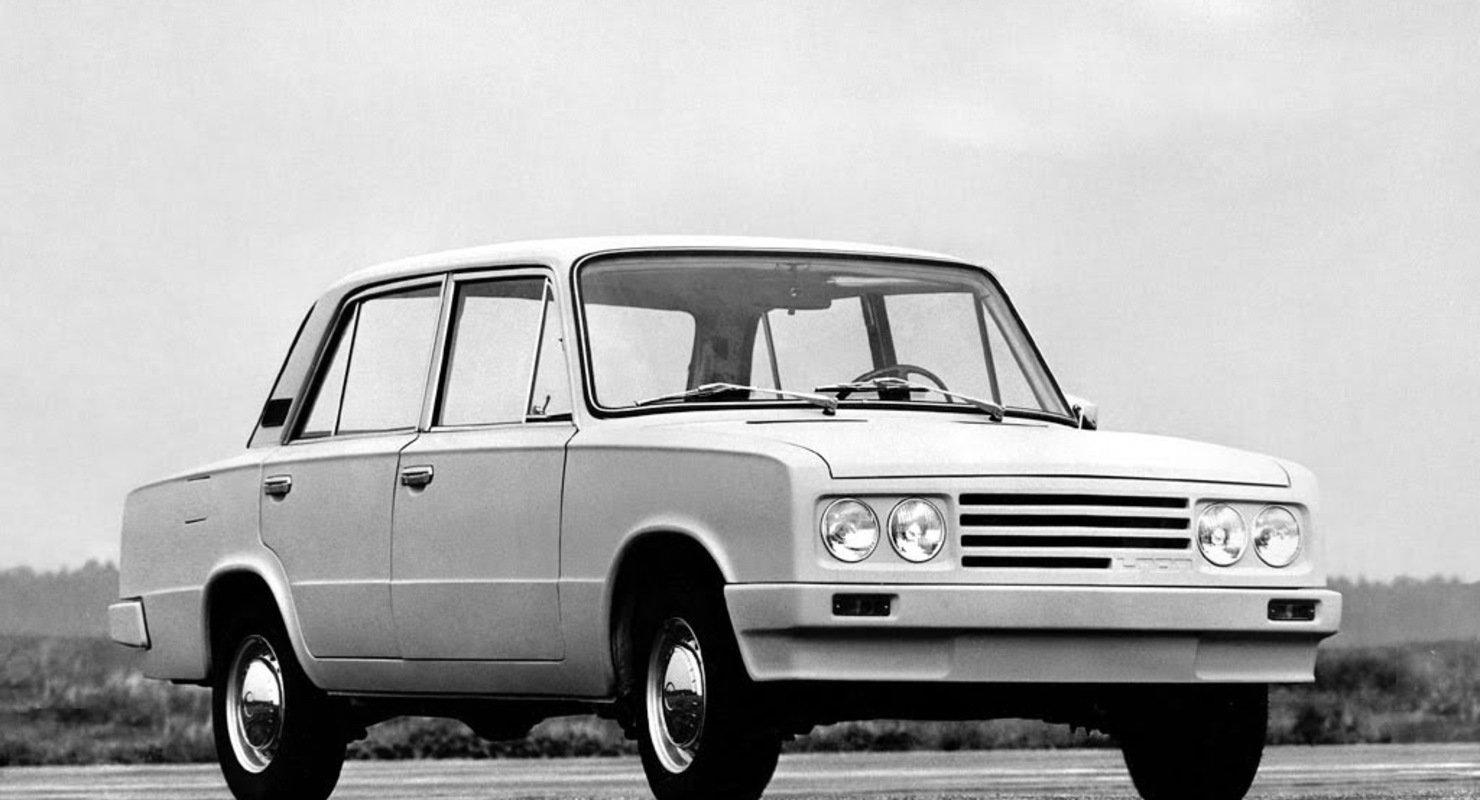 ВАЗ-2103 Porsche — автомобиль, который создавали при участии немцев Автомобили