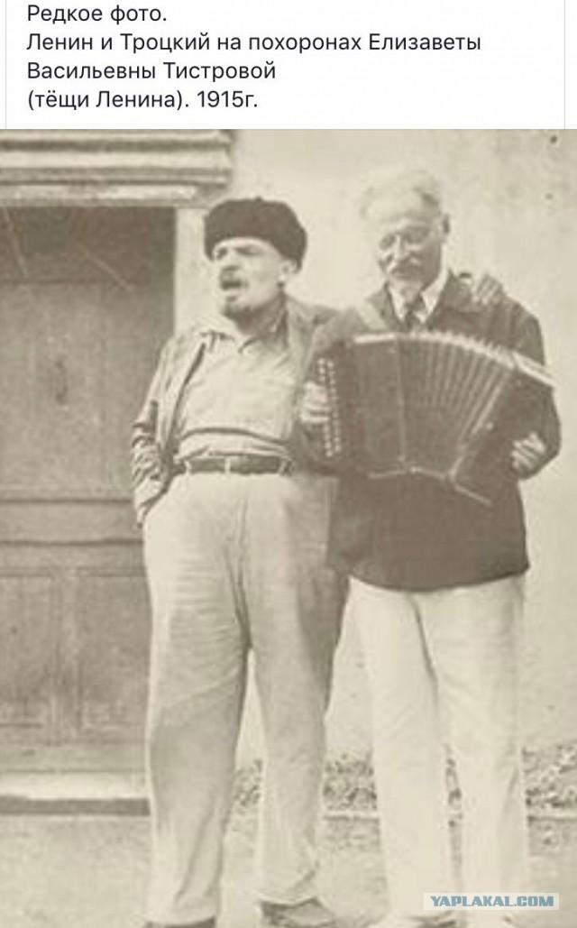 Один лишь дедушка Ленин хороший был вождь!