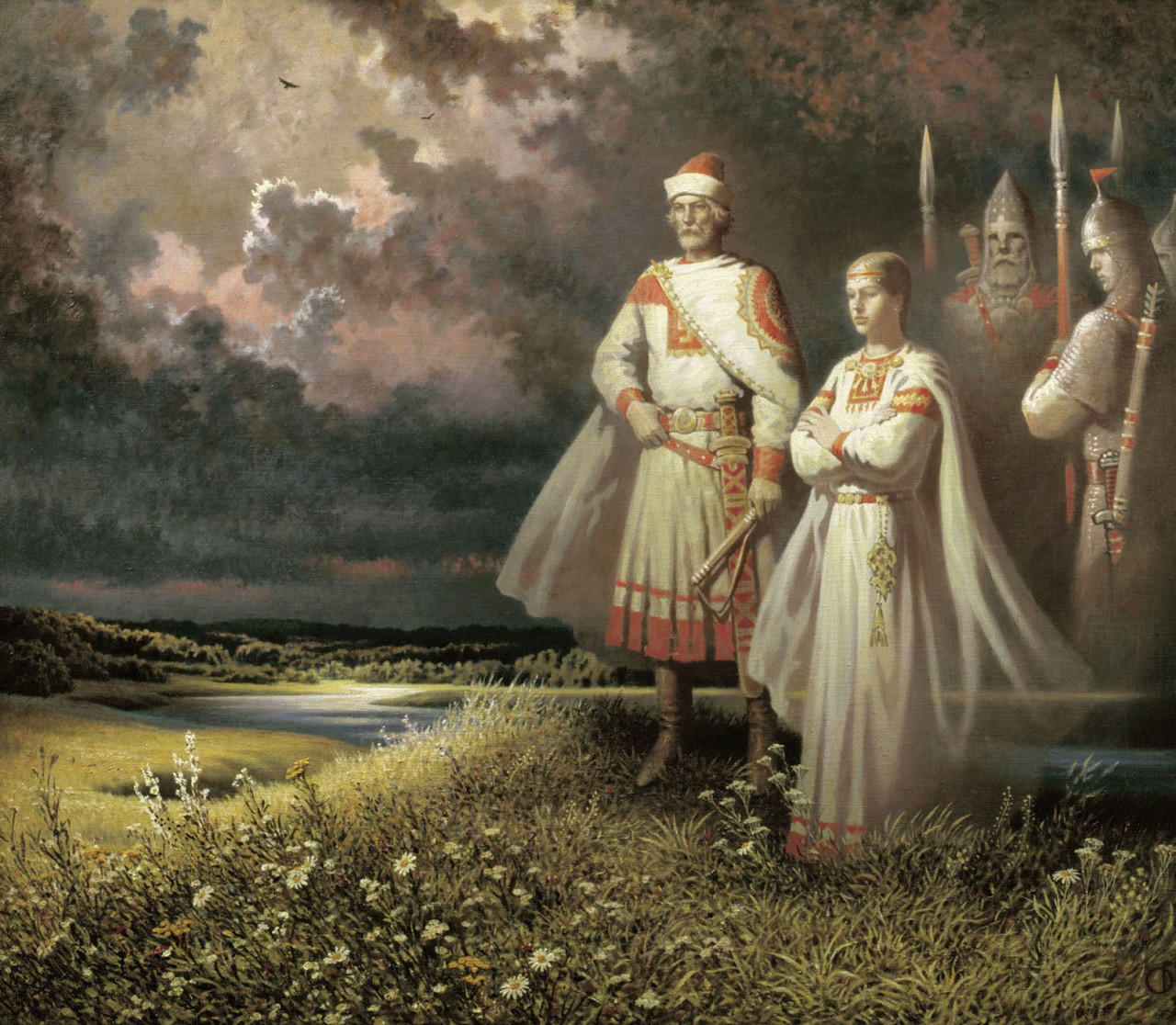 10 невероятных фактов о древних славянах Древняя Русь, история, славяне