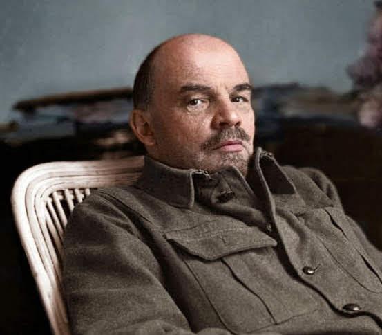 Почему у Ленина был такой псевдоним