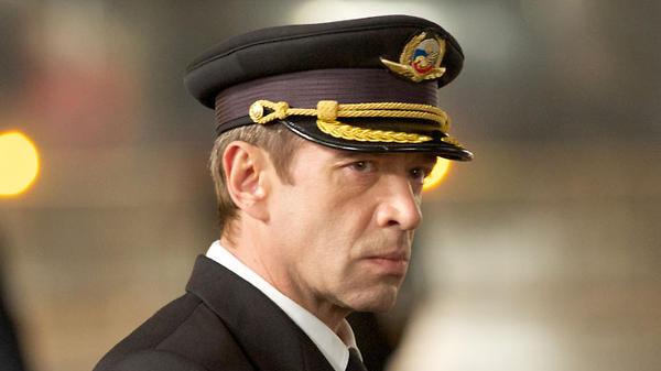 Владимир Машков станет пожарным