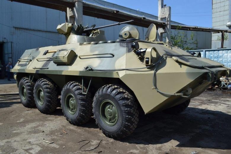 Убийца танков: армия России в ожидании новейшего БТР
