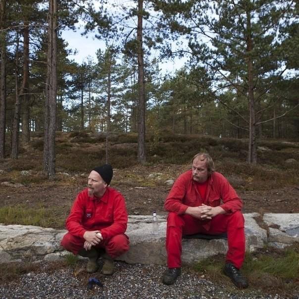 Обычный день в норвежской тюрьме норвежская тюрьма, обычный день