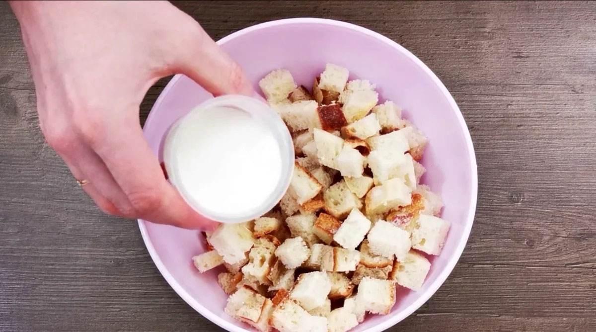 Чешские тефтели из сухарей в грибном соусе закуски,кухни мира,соусы