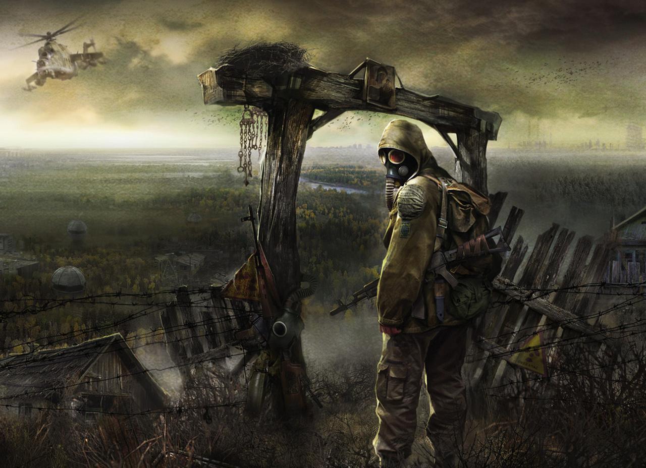 Мир «S.T.A.L.K.E.R. 2» поборется с украинской реальностью