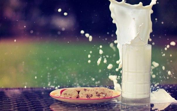 Как правильно пить молоко