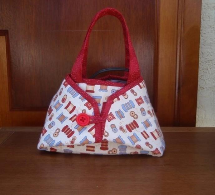 Интересная сумка для утюгa и для глажки