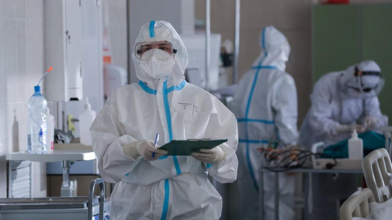 Роспотребнадзор рассказал о течении пневмонии при индийском штамме коронавируса Общество