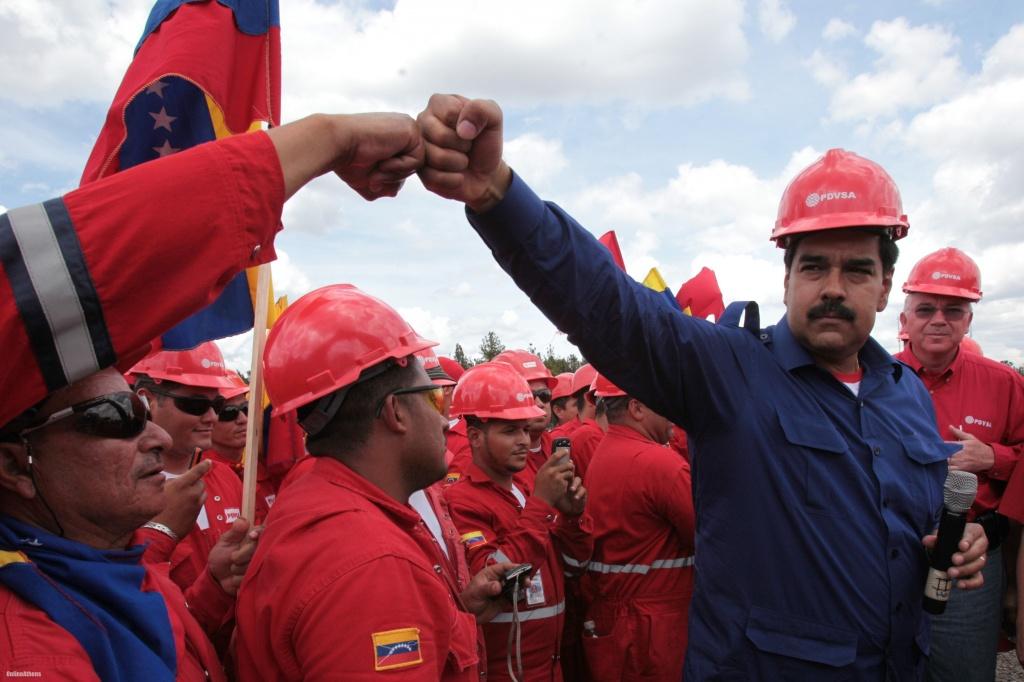 Газпромбанк открещивается от венесуэльской нефти