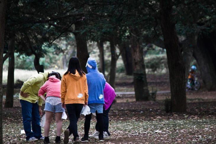 Жуткий флешмоб набирает популярность среди российских подростков