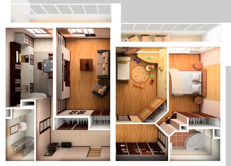 Перепланировка квартиры квартира, ремонт, штраф