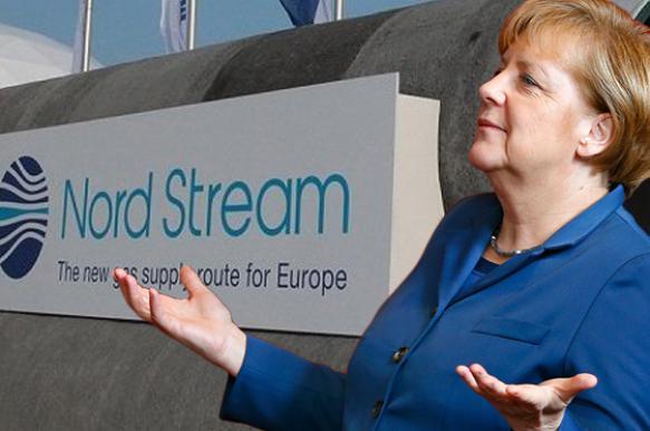 Германия действует в «безжалостной экономической логике» «Северного потока – 2»