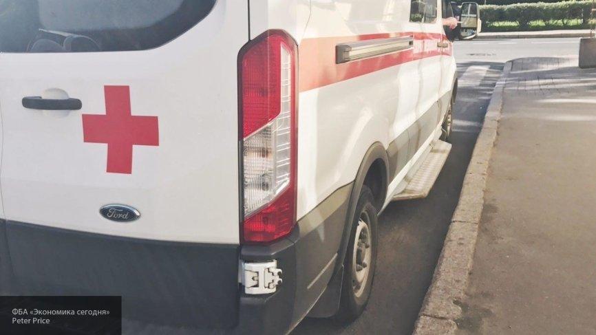 Под колесами такси в Перми погиб мужчина, стоявший на тротуаре