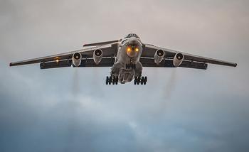 Минобороны получило первый модернизированный самолет Ил-76МД-М