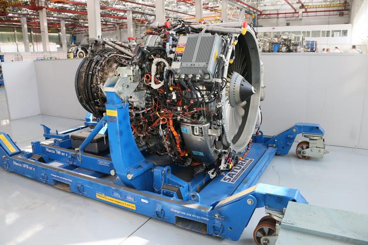 ОДК и Safran модернизируют двигатель SaM146