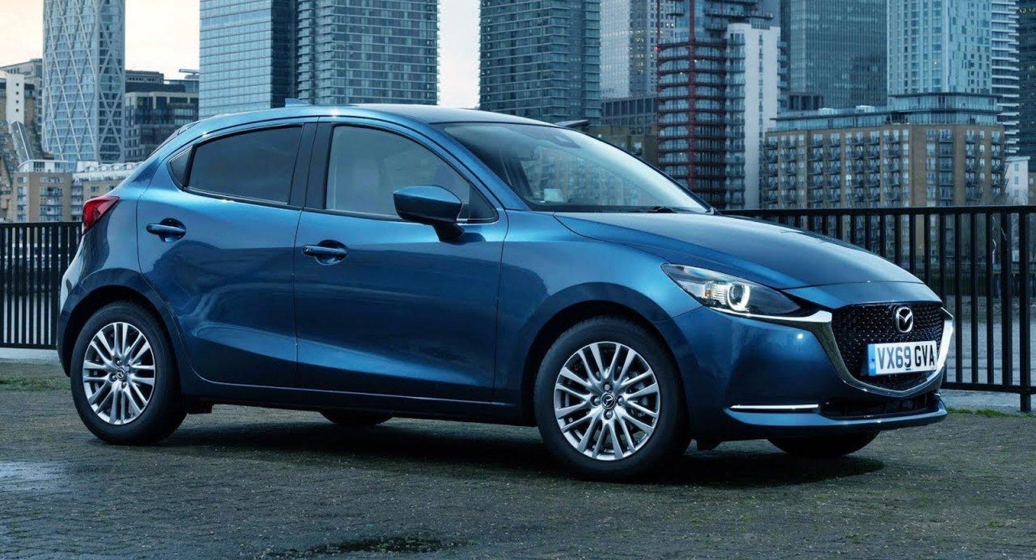 Mazda 2 2020 – мощный субкомпактный хэтчбек Автомобили