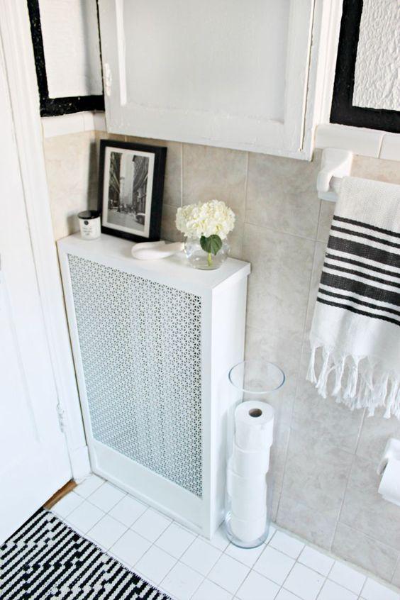 Эстетика в деталях: экраны для радиаторов