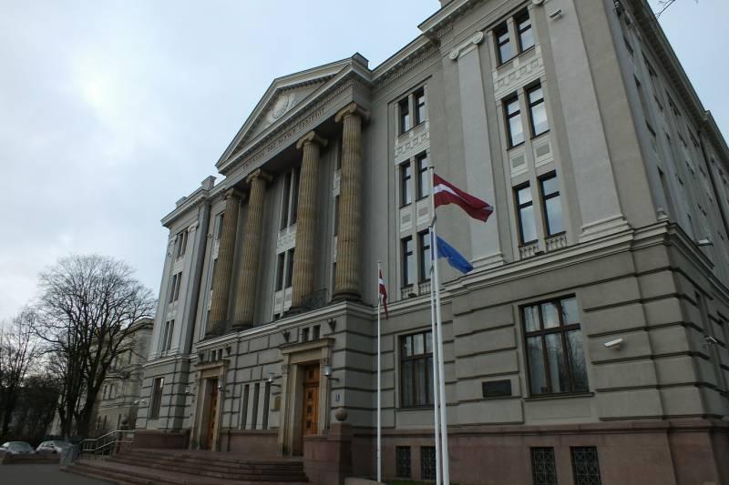 Латвийское правительство зап…