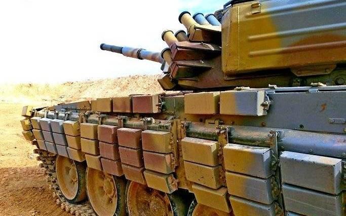 Сирийцы смонтировали эффектный ролик о боевых буднях армии