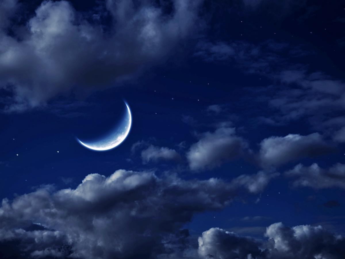 Новолуние во вторник 3 декабря 0:20. Ритуал исполнения желаний в новолуние....