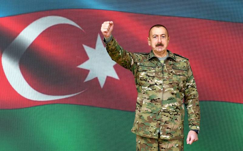 О победе Азербайджана в Карабахе и вранье Армении Политика