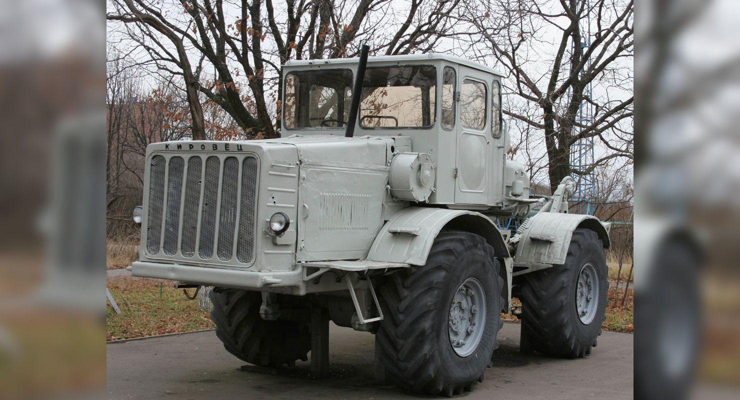 Три лучших колесных трактора времен СССР Исследования