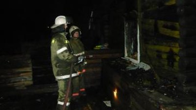 Четверо погибли при пожаре в…