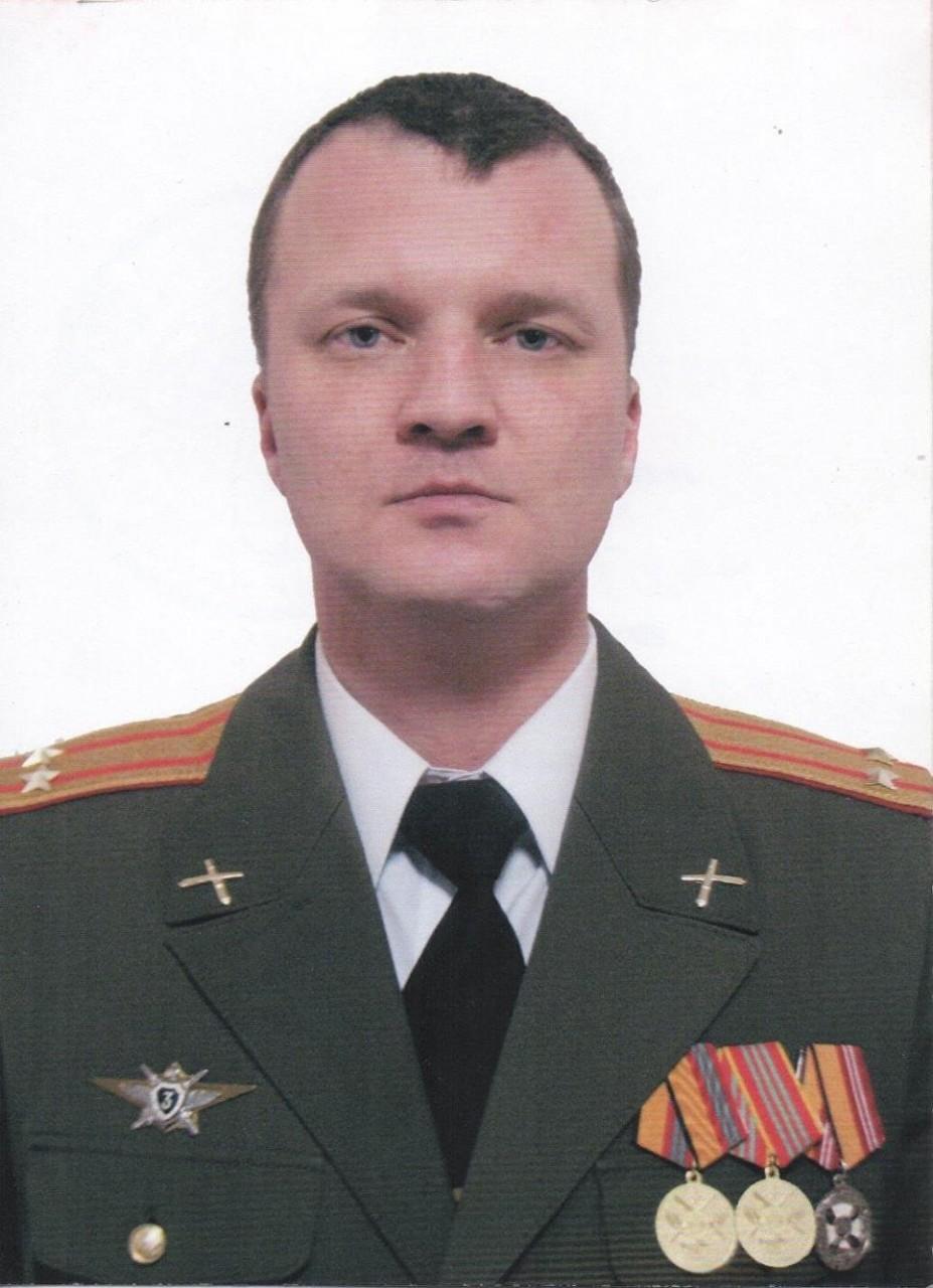 Погиб в Сирии военный советник, подполковник Алексей Бучельников. 2017 год