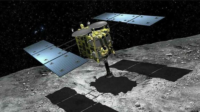 Первая попытка сблизиться с астероидом Рюгу обернулась неудачей