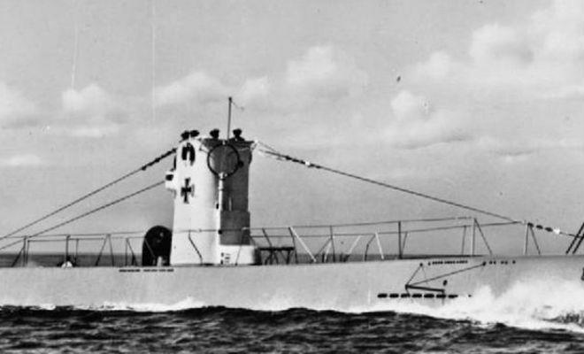7 случайных находок обычных людей: подводная лодка лежала по пляжем 7 случайных находок,археология,находка,океан,Пространство,субмарина