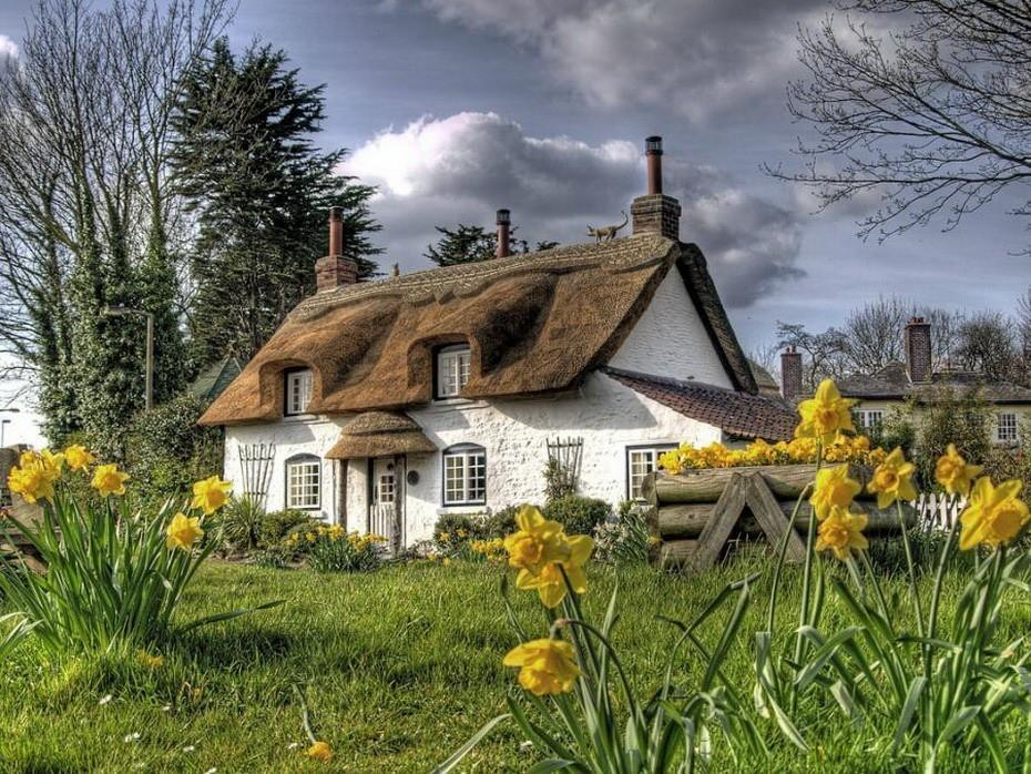 Прогулка по сказочному Девонширу