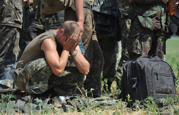 А ведь когда все закончится украинцы люто возненавидят...