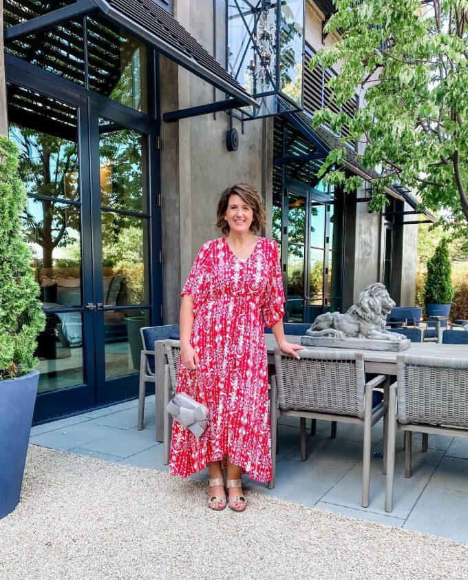 Пять платьев, которые не украшают 40-летнюю женщину будет, модель, образ, выглядеть, принт, которые, можно, стилисты, платья, дамам, колен, длина, фигура, всегда, сбалансировать, длину, покороче, предлагают, стройным, интереснее