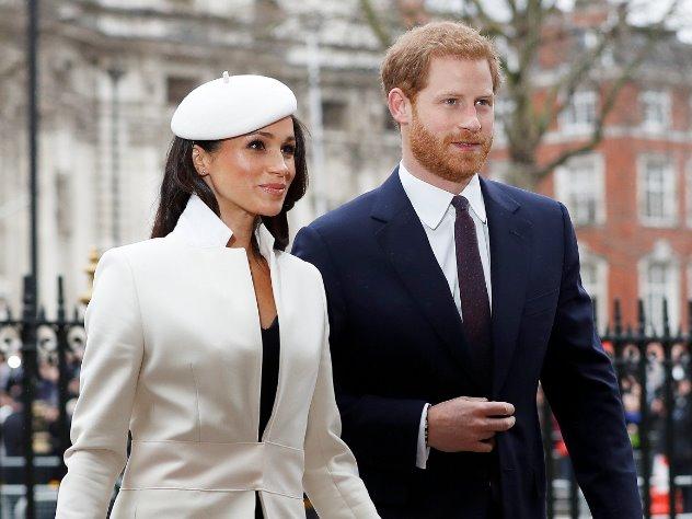Принц Гарри отказался от брачного контракта с Меган Маркл