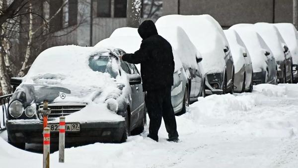 Названа критически низкая температура для автомобиля